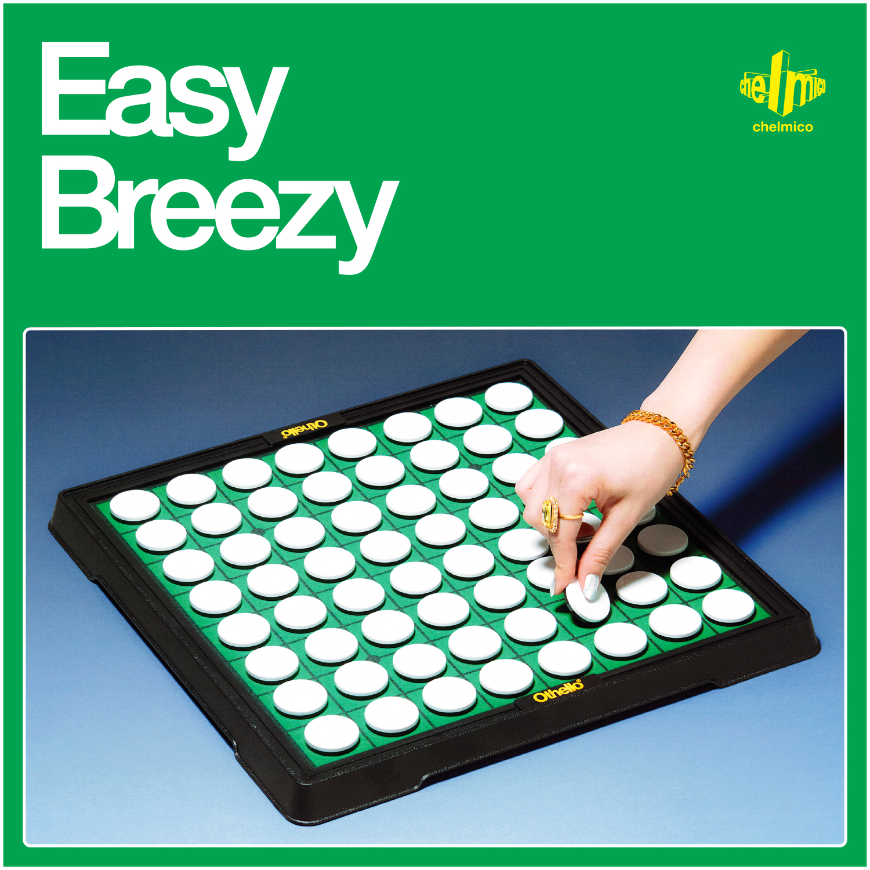 新曲「Easy Breezy」ジャケット写真公開!